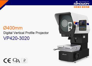 China Proyector de perfil vertical frío de Soruce Ø400mm Digitaces de la luz de Telecentric LED VP420-3020 fábrica